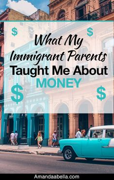 In honor of Hispanic Heritage month, I've decided to do a little homage to my parents. So here's what my immigrant parents taught me about money. Ways To Save Money, Money Tips, Money Saving Tips, Savings Planner, Budget Planner, Budgeting Finances, Budgeting Tips, All About Me Book, Hispanic Heritage Month