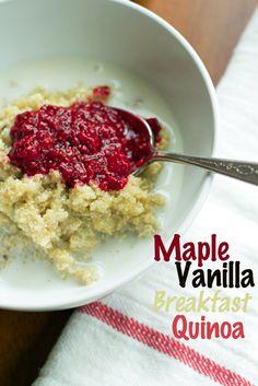 Maple-Vanilla-Breakfast-Quinoa2-from-thefitnut.com