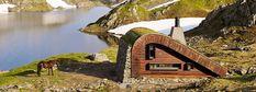 Gut getarnt: Jagdhütte von Snøhetta - DETAIL.de - das Architektur- und Bau-Portal