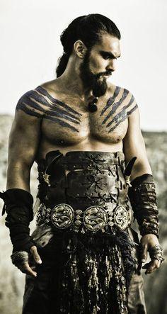 Jason Momoa....the source of many of my fantasies... GoT Khal