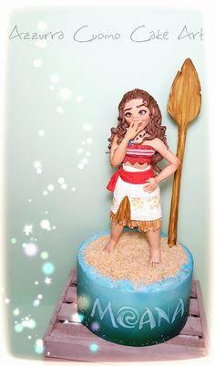 Azzurra Cuomo Cake Art