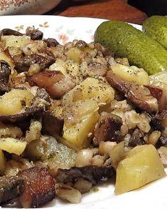 Staročeský pokrm zjižních Čech. Někdo ho zná pod názvem Táborský maňas. Vařil se v minulosti v různých oblastech jižních Čech, kde se připravoval hlavně na vánoce.