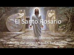 Audio para rezar los Misterios Luminosos - YouTube