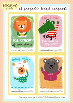 free treat coupons