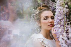 "Beba's Closet Campaign ""Lucid Dreamers Collection"" - Photos @ddvyr Hair & Makeup @alvarotalayero Headpieces @mimokishop Model @blowmodels Venue @lospenotes #bebascloset #bebasbrides #bride #bridal #wedding #weddingdress #weddinggown"