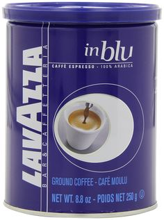 Lavazza in Blu - Espresso Ground Coffee -- You can find out more details at the link of the image.