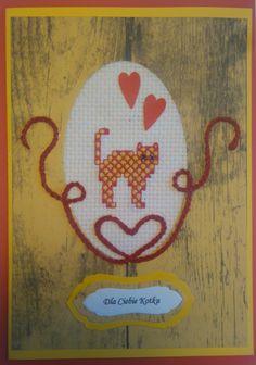 Izes Ręcznie Robione: Kartki dla bliskiej sercu osoby