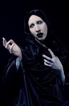 """Gottfried Helnwein, [Fotografía], """"Marilyn Manson, La Edad de Oro del Grotesco II / The Golden Age of Grotesque II"""" ,2003"""