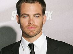 Chris Pine and his oh so sexy lips... yum!