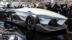 Ranging from the near-production-ready Infiniti QX30 compact SUV to the robot-friendly Rinspeed Budi, concept cars at the 2015 Geneva auto show stretch the imagination.