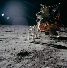 The Apollo astronauts' footprints on the moon will probably stay there for at least 100 million years.