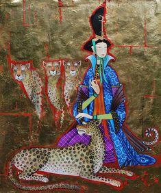 Zayasaikhan Sambuu 1975 | Mongolia | Tutt'Art@ - cat art