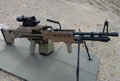 Airsoft Guns, Weapons Guns, Guns And Ammo, Assault Weapon, Assault Rifle, Rifles, Light Machine Gun, Machine Guns, Tactical Equipment