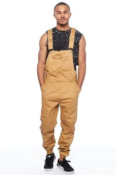 Mens Swag Slim Fit Fashion Hip Hop Jogger Pants Overall JP5343 at Amazon Men's…