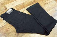 Men's REPLAY WAITOM Straight Slim Fit Black Jeans size W30 L34 #Replay Replay, Vintage Jeans, Jeans Size, Black Jeans, Slim, Fitness, Clothes, Fashion, Outfits