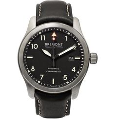 Bremont SOLO/CR Automatic Watch | MR PORTER