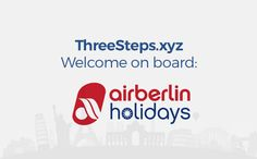 Jetzt über ThreeSteps, tolle Angebote im 4* und 5* Sterne Bereich mit… Travel Hacks, Travel Tips, Welcome On Board, Company Logo, News, Holiday, Amazing, Tips, Vacation