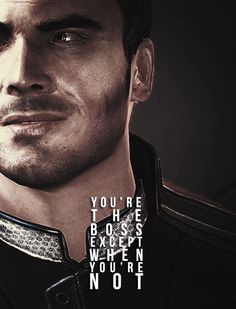 Kaidan: You're the boss except when you're not