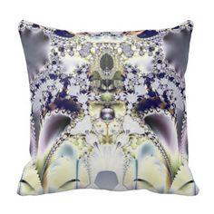 Fractal American MoJo Pillow