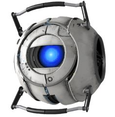 I got Wheatley! Which Video Game Sidekick Are You? Portal 2 Wheatley, Portal Art, Aperture Science, Hard Surface Modeling, Robot Art, Robots, Animation Reference, 3d Animation, Form Design