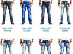 Dobrego nigdy za wiele, więc zajrzyjcie na naszą stronę i zobaczcie jakie jeansy dla Was przygotowaliśmy: http://dstreet.pl/pol_m_ODZIEZ-MESKA_SPODNIE_Jeansowe-209.html