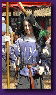 Landsknechts at the Bay Area Renaissance Festival 2009