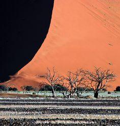 El desierto más original del mundo, en Namibia - 101 Lugares increíbles