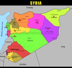 7TH years – SYRIA A small uprising against government in 2011 in Syria has today blown out to be a full scale war.