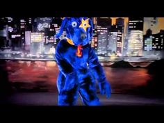"""This song is so bad it would make a deaf person turn off the radio. The video is so bad I couldn't watch it in braille. Fast Food Rockers is the name of the band and Fast Food Song is the name of the white noise that spills from their mouths. Oh  yeah, if that wasn't bad enough, the name of the blue furry mascot is """"Hot Dog"""". Egads! #epic #fail #epicfail #worst #song #music #fastfoodrockers #fastfood #lol #funny #wtf"""