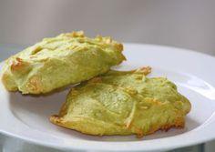 English recipe at the bottom! Avocado chocolate chip cookies!