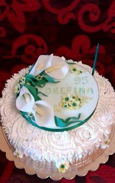 TORTA CON CALLE - Cake by FRANCESCA