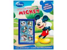 Livro Infantil Disney Aventuras do Mickey - DCL com as melhores condições você encontra no Magazine Raimundogarcia. Confira!