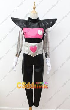 Undertale Mettaton EX Cosplay Costume Elastic fabric PU Anime Cosplay Costumes, Cosplay Outfits, Cosplay Wigs, Cosplay Ideas, Mettaton Cosplay, Undertale Cosplay, Undertale Costumes, Undertale T Shirt, Sans Cosplay