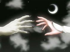 Orihime Inoue,Ulquiorra Cifer (UlquiHime) - Bleach