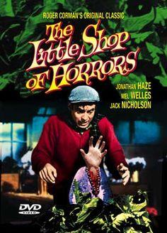 La Pequeña Tienda de los Horrores (1960) de Roger Corman. Visto el 02/01/2015
