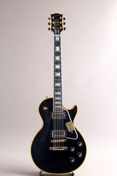 GIBSON CUSTOM SHOP[ギブソンカスタムショップ] Japan Limited Run Les Paul Custom VOS Antique Ebony 2014|詳細写真