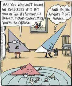 Who doesn't love a little math humor? *snort* lol