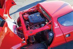 Rocketumblr | Lancia Stratos HF Stradale