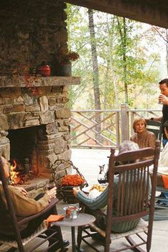 Fireside Chatscountryliving