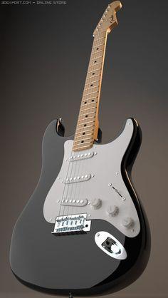 Fender Stratocaster Eric Clapton Edition