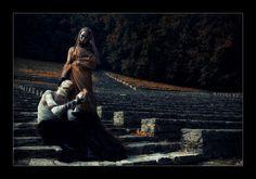 Poland, model Alek + Aki