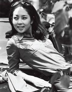 Yamamoto Yoko (山本陽子) 1942-, Japanese Actress