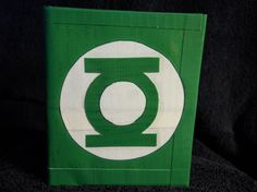 The Green Lantern Duck Tape Wallet.