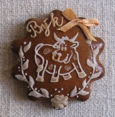 Cookie Swap, Fun Cookies, Gingerbread Cookies, Loga, European Style, Taurus, Sweet, Zodiac, Desserts