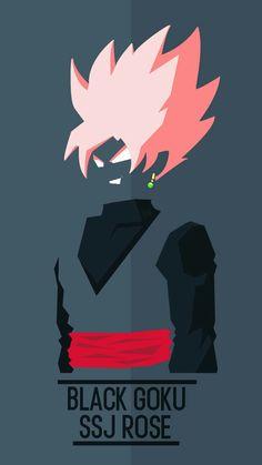 Black Goku SSJ Rose