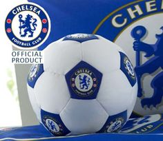 Chelsea FC Football Cushion