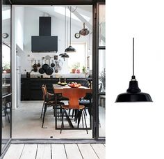Porcelain Pendant Lighting for Industrial Modern Kitchens $173.00
