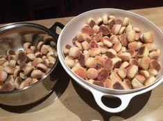 Bobaľky - recept Czech Recipes, Dog Food Recipes, Basket, Bakken, Dog Recipes