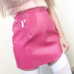 pvc skirt
