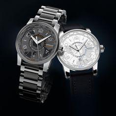 Montblanc TimeWalker Hemispheres